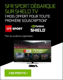 SHIELD SFR Promotion