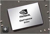 carte graphique nvidia geforce 840m 2 go