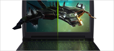NVIDIA 3D Vision 2 :  Une 3D relief plus lumineuse, plus performante, plus immersive