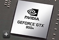 GeForce GTX 950M