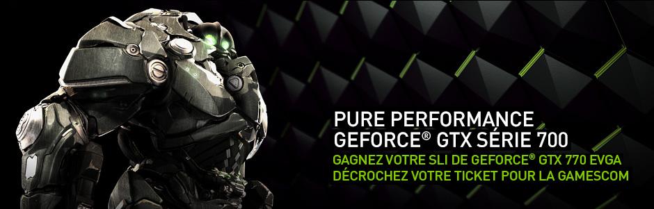 Concours Nvidia