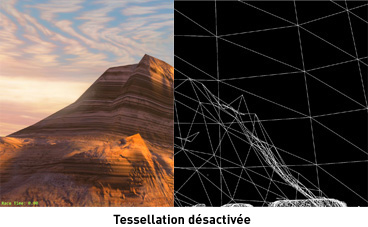 Tessellation OFF
