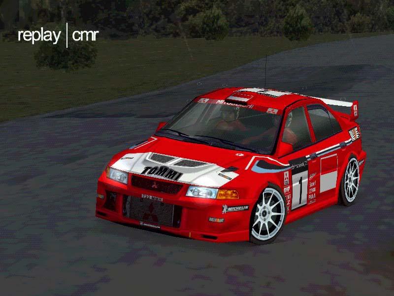 Games: Colin McRae Rally|NVIDIA