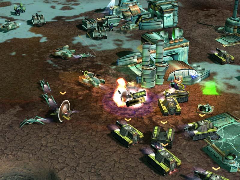 Games Emperor Battle For Dune Nvidia