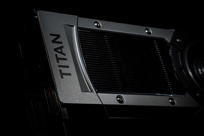 La carte graphique GeForce GTX TITAN Black fonctionne en silence